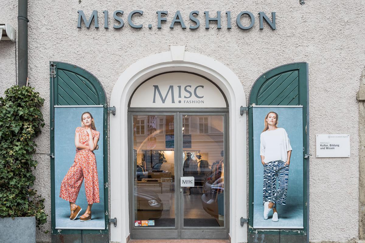Damen Mode-Boutique Salzburg